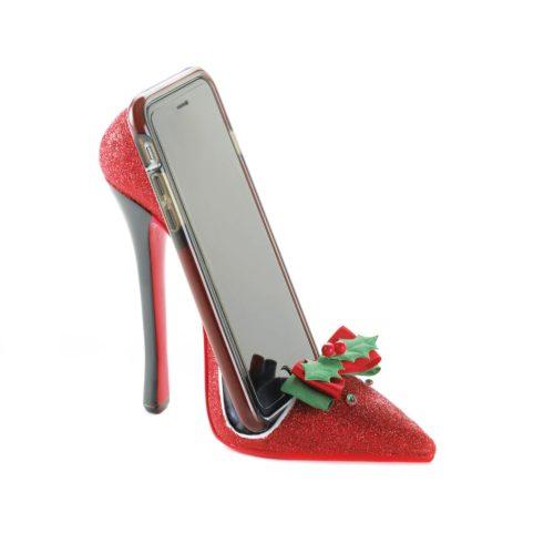 HOLIDAY HEEL PHONE HOLDER (1)