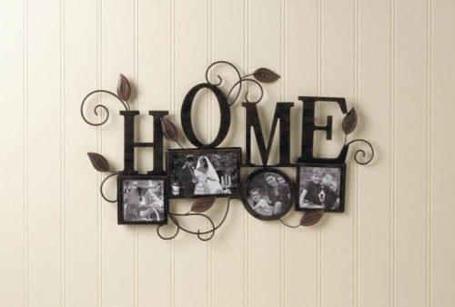 HOME 4-PHOTO WALL FRAME (2)